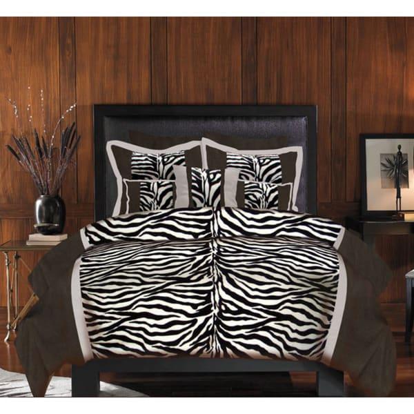 Veratex Zumani 4-Piece Queen-size Comforter Set