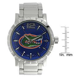 Geneva Platinum Men's Florida Gators Link Watch - Thumbnail 2