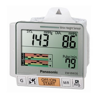 Panasonic EW-BW30S Blood Pressure Monitor