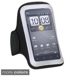 Insten Universal Vertical Pouch Sport Armband 4.90x2.70x0.5-inch