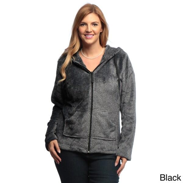 Womens fleece jacket size 2x