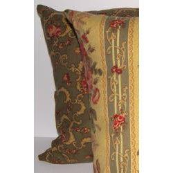 Travistock Stripe Decorative Pillows (Set of 2) - Thumbnail 1