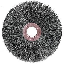 Copper Center Small Diameter Wire Wheel