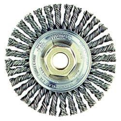 Dualife Stringer Bead Twist Knot Wire Wheel