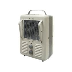 120V 1Ph Milkhouse Styleheater Fan Forced