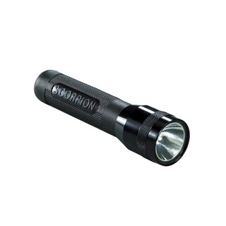 Scorpion Lithium Poweredrubber Armored Flash Light