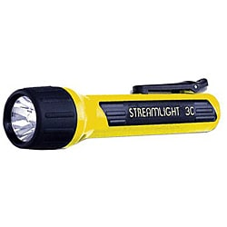 3C Propolymer Yellow Led Flashlight
