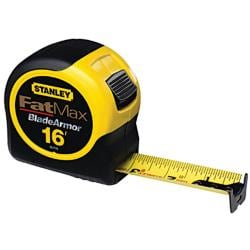 Stanley Fat Max Tape (16 feet x 1.25 inches)