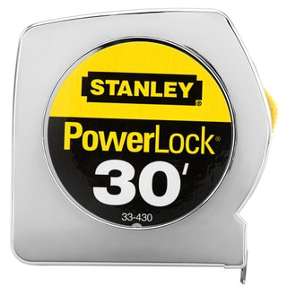 Stanley Taperule Powerlock Tape Measurer