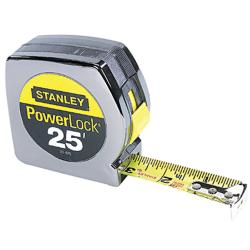 Stanley 25-foot Taperuler