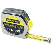Stanley 3.5-Meter/12-foot Tape Measurer