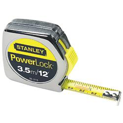 Stanley 3.5-Meter/12-foot Tape Measurer