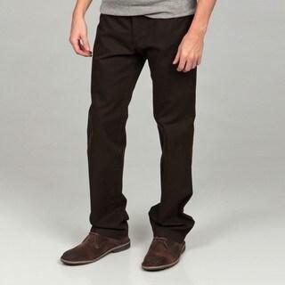 Enzo TovarMen's Modern Fit Denim Jeans