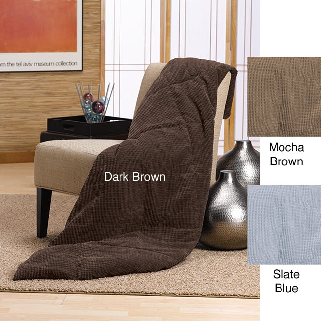 Urban Plush Down Alternative Throw - Thumbnail 0