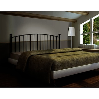 Metal Coffee Full/ Queen Combo Headboard