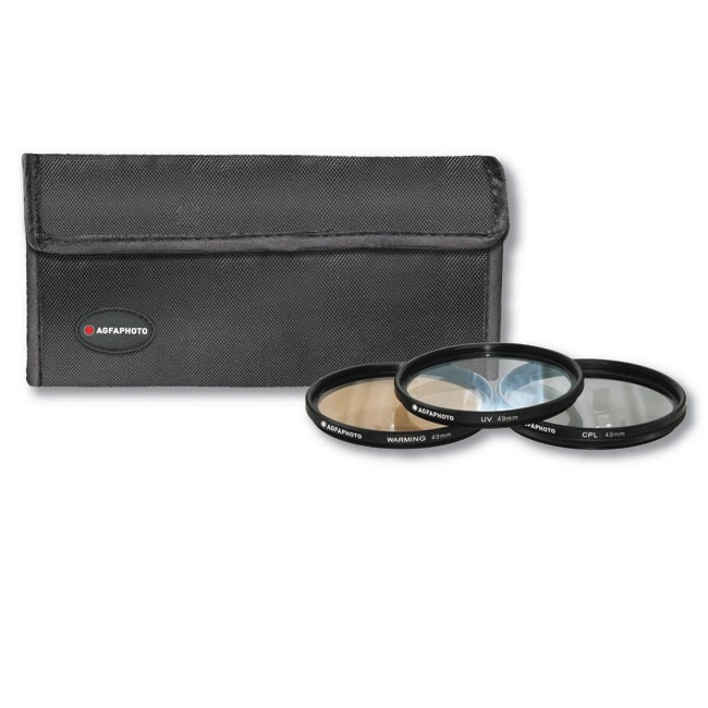 AGFA 49mm Filter Kit