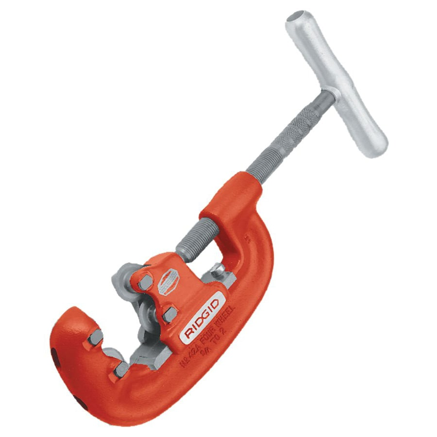 Ridgid Heavy Duty Pipe Cutter Free Shipping Today