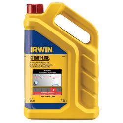 Irwin Strait-Line 5-pound Red Marking Chalk Refill