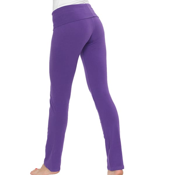 Shop American Apparel Womens Purple Cotton Spandex Jersey -7420