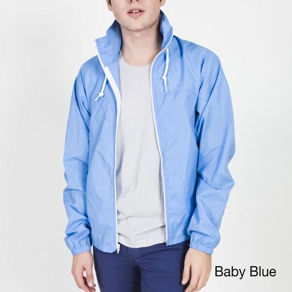American Apparel Unisex A-Way Nylon Taffeta Jacket