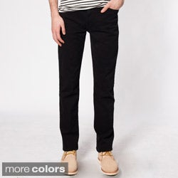 American Apparel Unisex Stretch Cotton Twill Pants