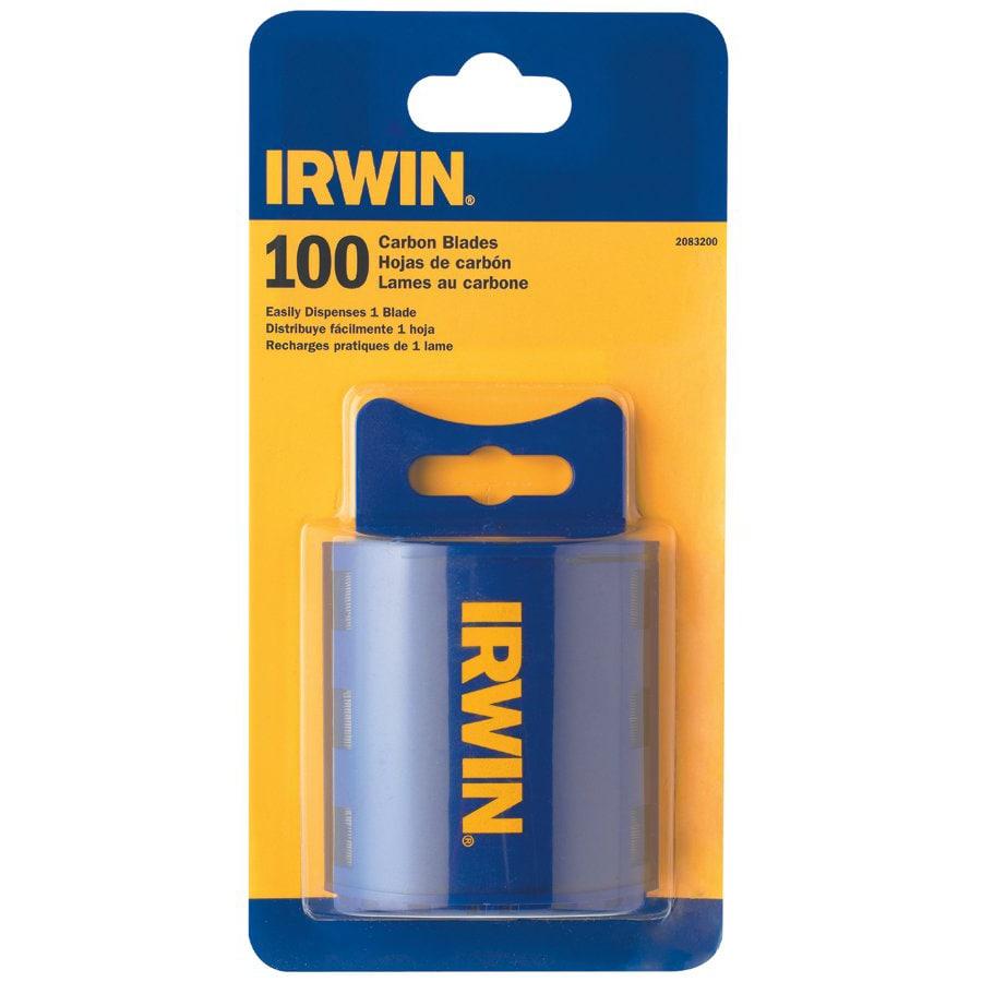 Irwin Utility Knife Carbon Blade Dispenser