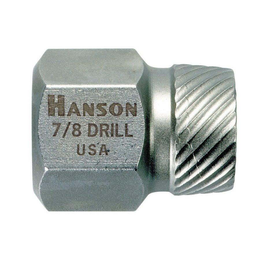 Irwin Hanson .125-inch Multi-spline Screw Extractor
