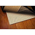 """Ultra Hold White PVC-coated Knit Polyester Rug Pad (5'10 x 8'10) - 5'10"""" x 8'10"""""""