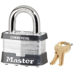 Master Lock 4-pin Tumbler Safety Padlock