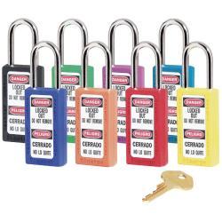Master Lock 6-Pin Tumbler Keyed Padlock