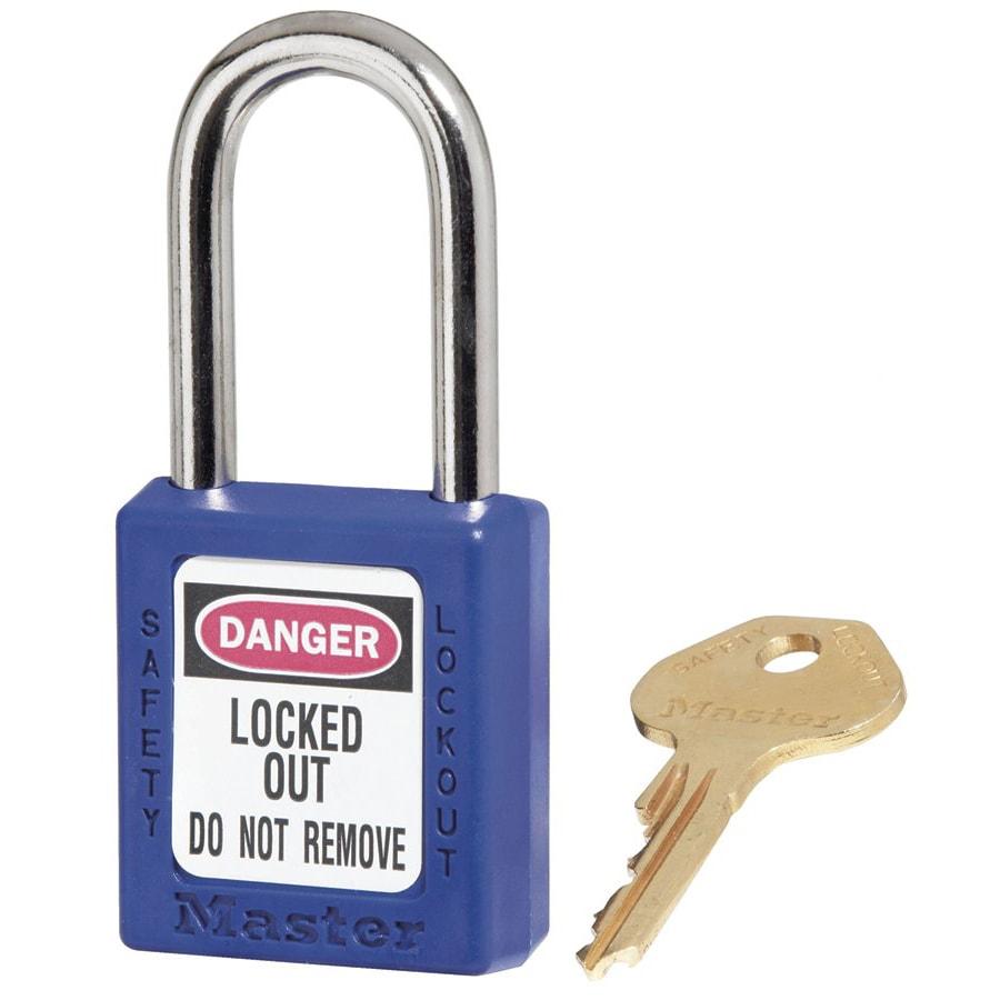 Master Lock 6-pin Safety Padlock