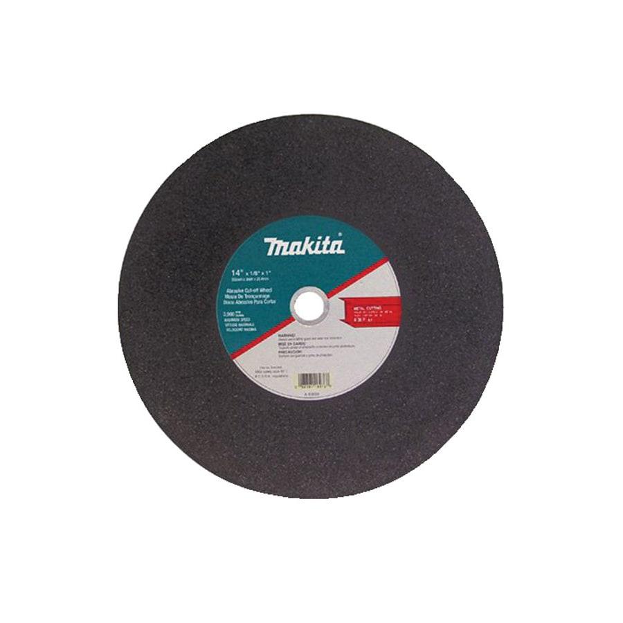 Shop Makita 14 Inch Abrasive Cut Off Wheel Free Shipping