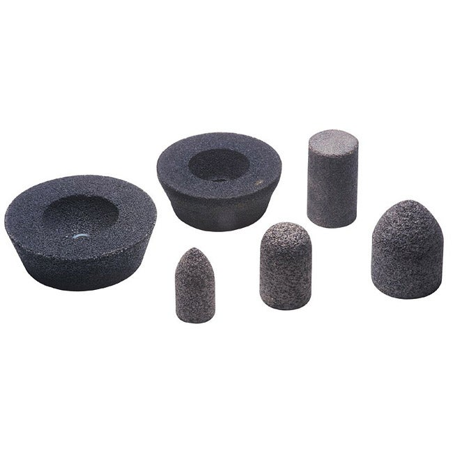 CGW Abrasives Type 16 Resin Cones and Plugs 24 Grit Model 421-49023