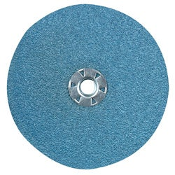CGW Abrasives Typerzirk Resin Fiber Disc