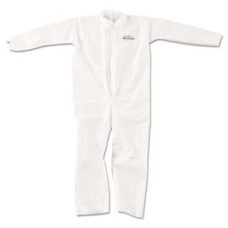 KleenGuard A20 Elastic-Free Breathable Particle Protection Coveralls (X-Large)