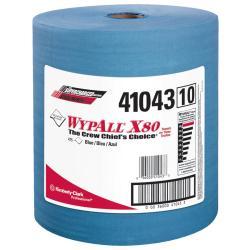 Wypall X80 Blue Shop Pro Cloth Towels