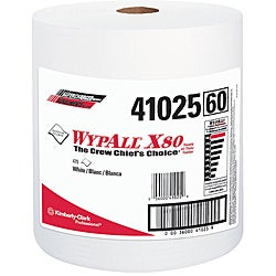Wypall X80 White Shop Pro Jumbo Roll