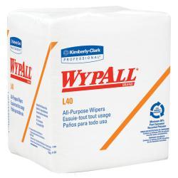 WypAll L40 Q-Fold Wipers