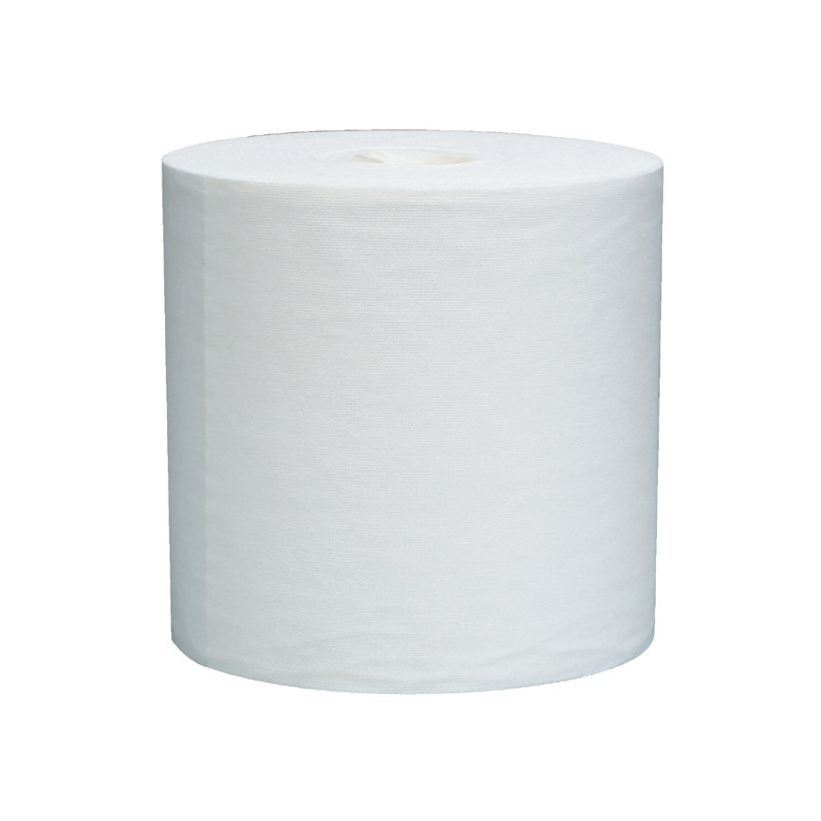 WypAll L40 White Jumbo Rag-On-A Roll Wipers