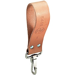Klein Tools Leather Belt Snap Loop