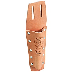 Klein Tools Belt-Side Leather Drift Pin Holder