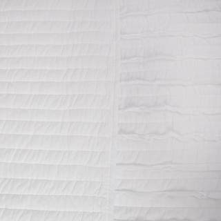 Greenland Home Fashions White Ruffled 3-piece Quilt Set|https://ak1.ostkcdn.com/images/products/6397086/P14008296.jpg?impolicy=medium