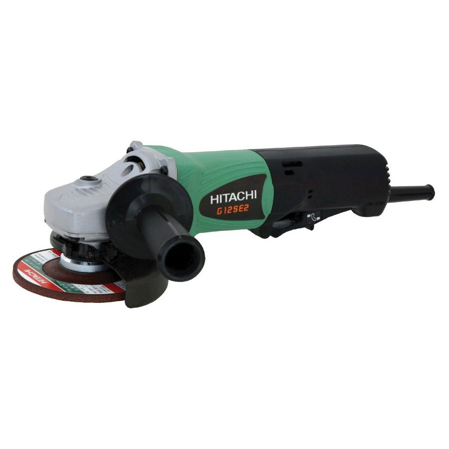 Shop Hitachi 4 1 2 Inch Disc Grinder Free Shipping Today