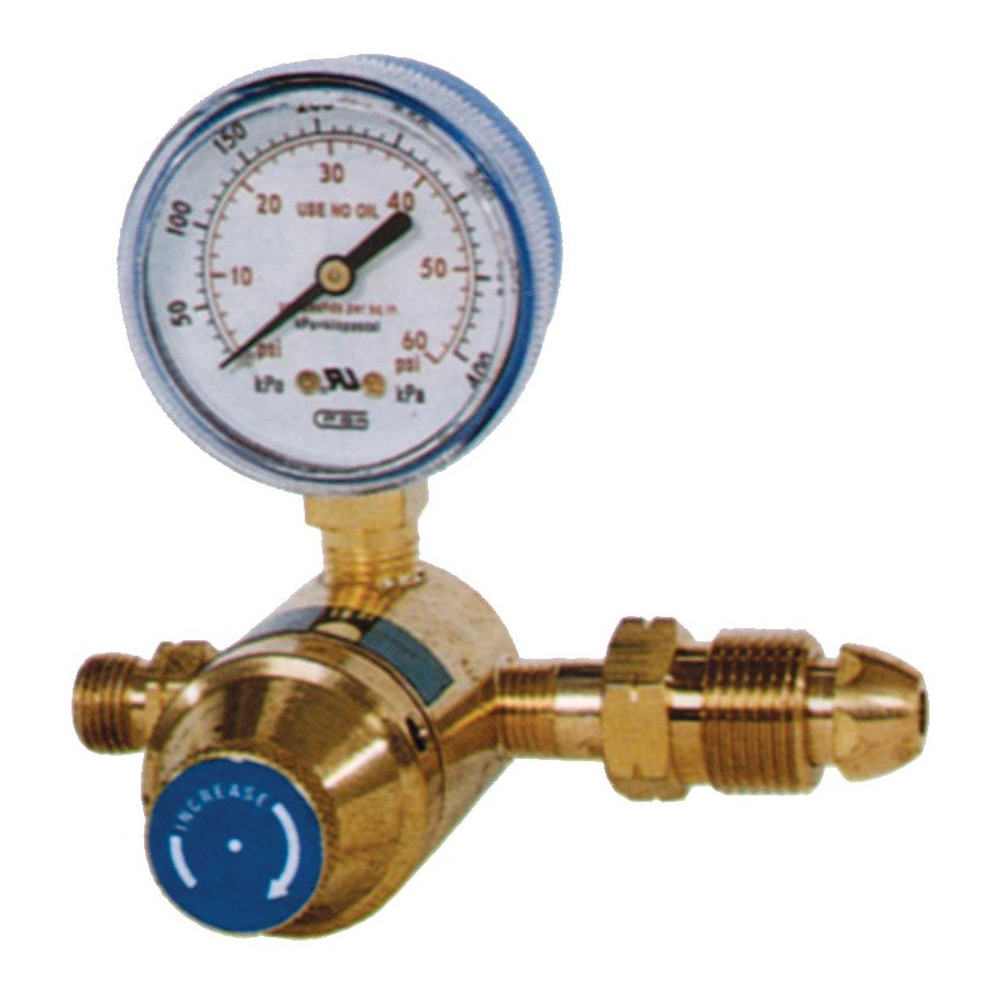 Goss High Pressure Propane Regulator Free Shipping Today