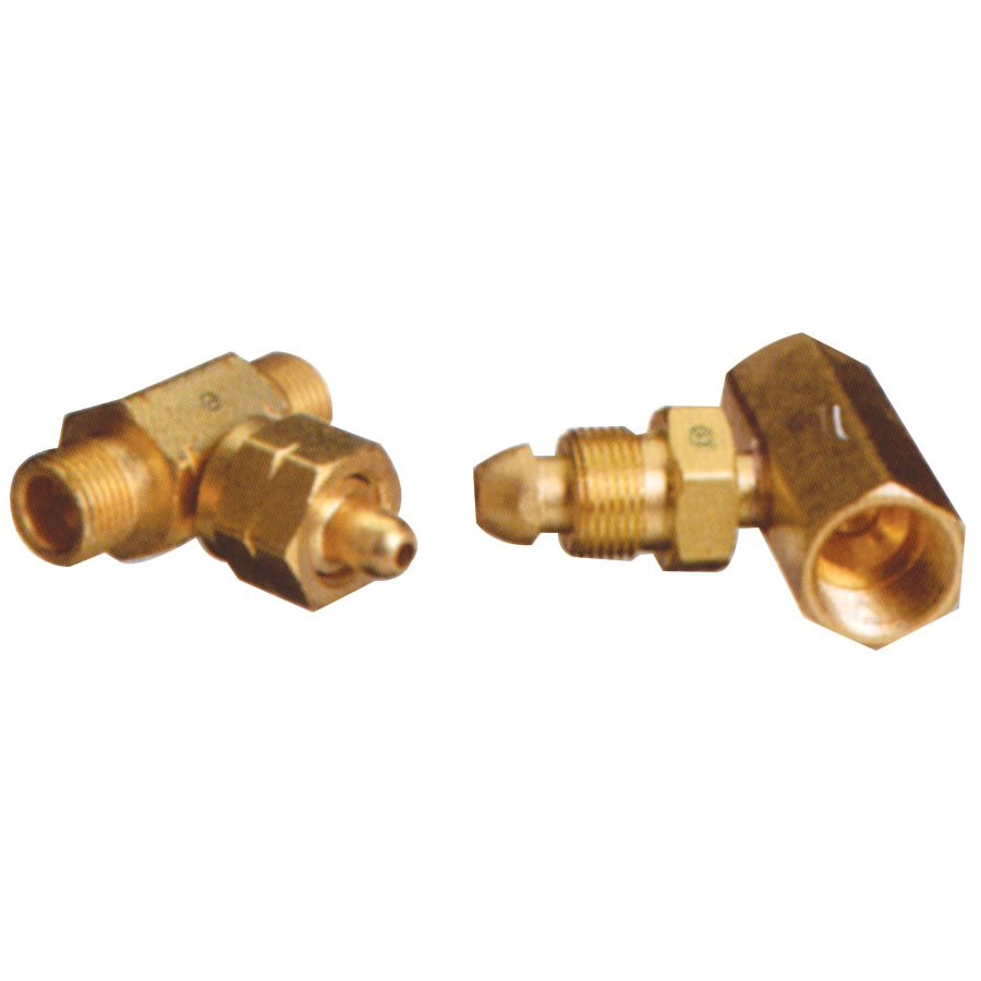 Western Enterprises Brass Manifold Couple Tees