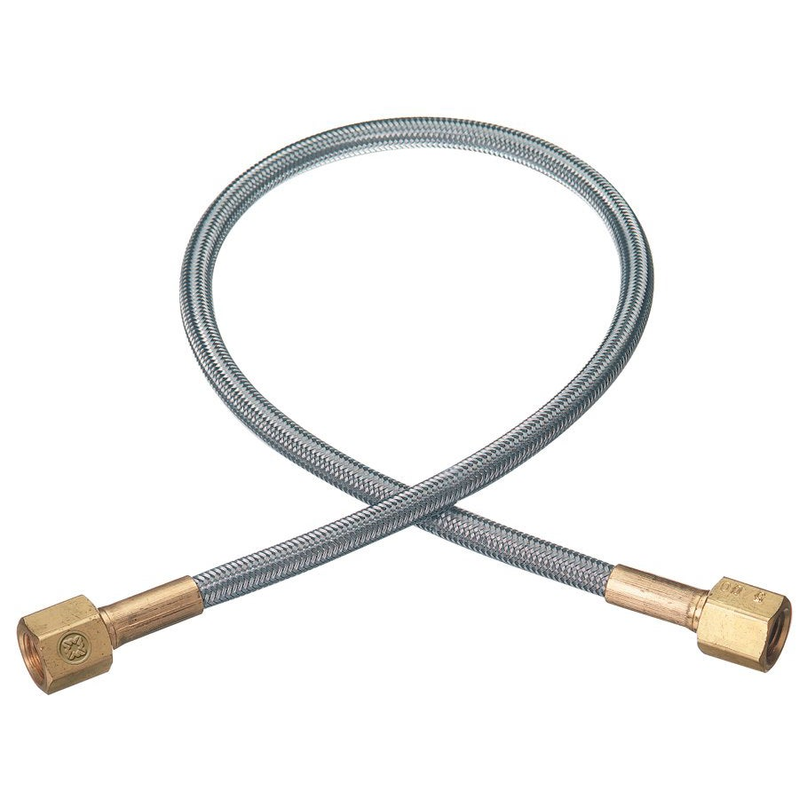 Western Enterprises Stainless-Steel 36-Inch Flexible Pigtail Cable