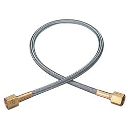 Western Enterprises Stainless Steel 18-Inch Flexible Pigtail