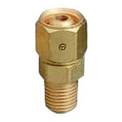 Western Enterprises Brass Hose 123 Adapter