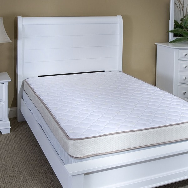 InnerSpace 6-inch Sleep Luxury Twin-size Mattress