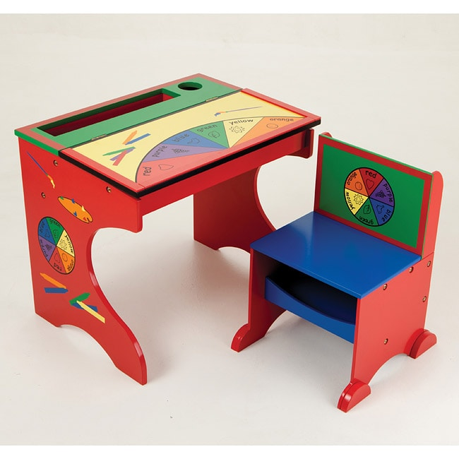 Levels of Discovery Artist Activity Desk Set